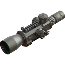 Genesis 4-40x52mm Extreme Long Range - Milradian Calibrated FML-TR1 or FML-3 lluminated Reticles - 0.05 Mil Clicks D40V52GFIM ~